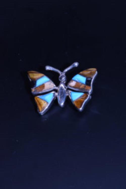 Navajo Inlay Jewelry