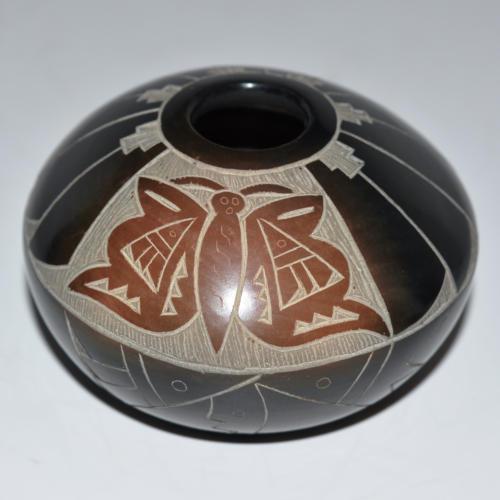 Pueblo Pottery Candelaria Suazo Santa Clara Pueblo